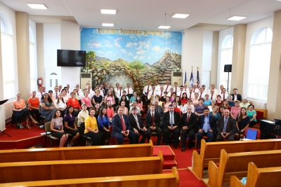 Centenar - Biserica Betel Reșița
