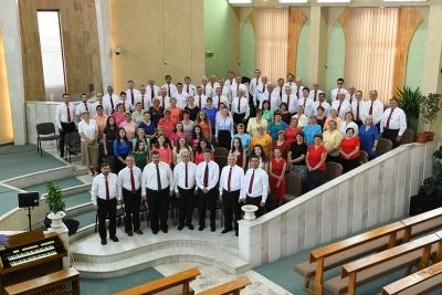 Centenar - Biserica Creștină Baptistă Nr. 1 Reșița